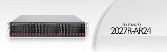SuperStorage Server 2027R-AR24