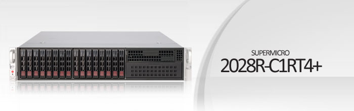 SuperServer 2028R-C1RT4+