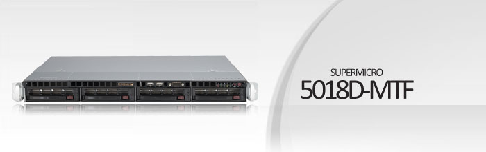 SuperServer 5018D-MTF