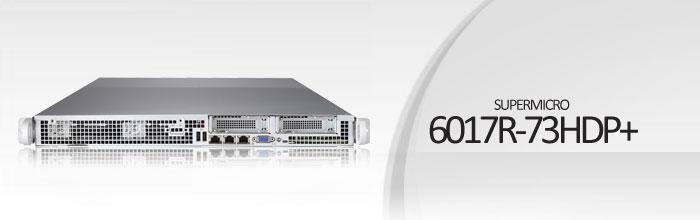 SuperServer 6017R-73HDP+