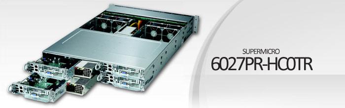 SuperServer 6027PR-HC0TR
