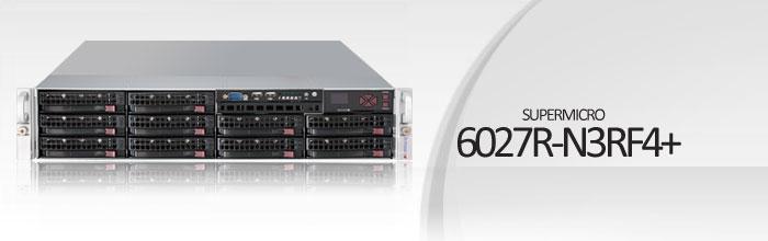 SuperServer 6027R-N3RF4+