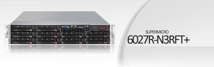 SuperServer 6027R-N3RFT+