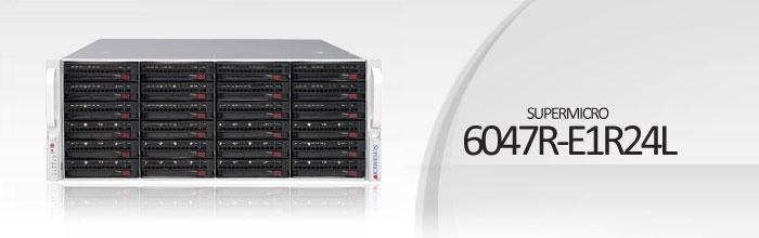 SuperStorage Server 6047R-E1R24L