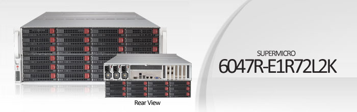 SuperStorage Server 6047R-E1R72L2K