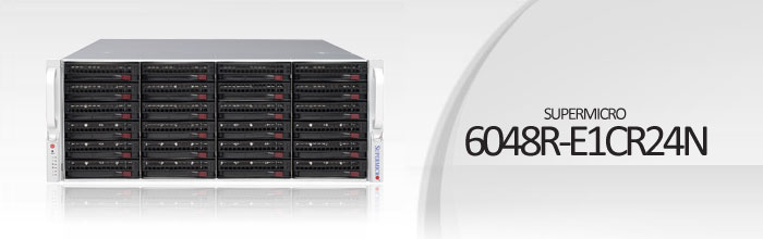 SuperStorage Server 6048R-E1CR24N