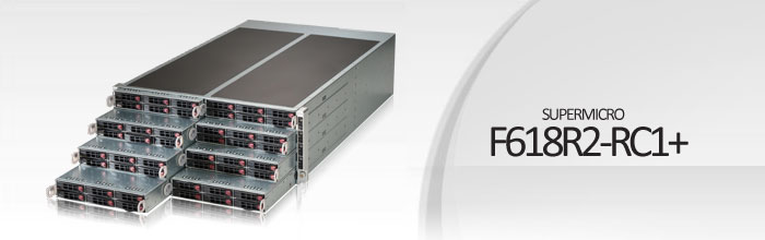 SuperServer F618R2-RC1+